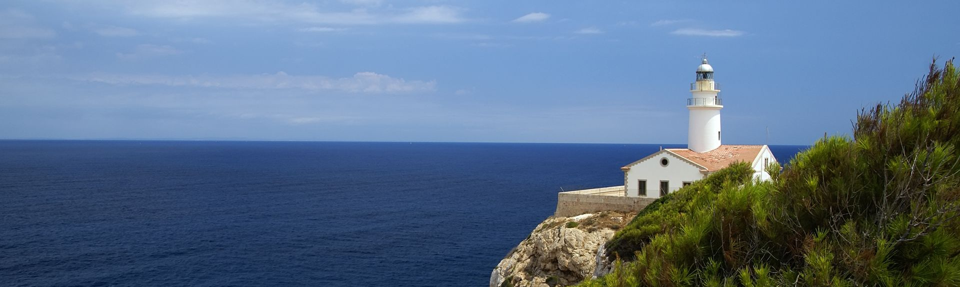 Cala Ratjada, Balearische Inseln, Spanien