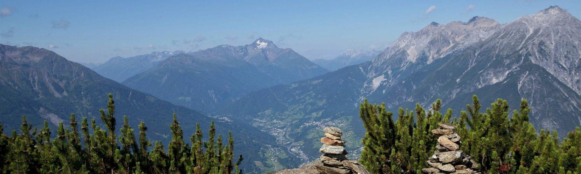 Parc de loisirs Area 47, Roppen, Tyrol, Autriche