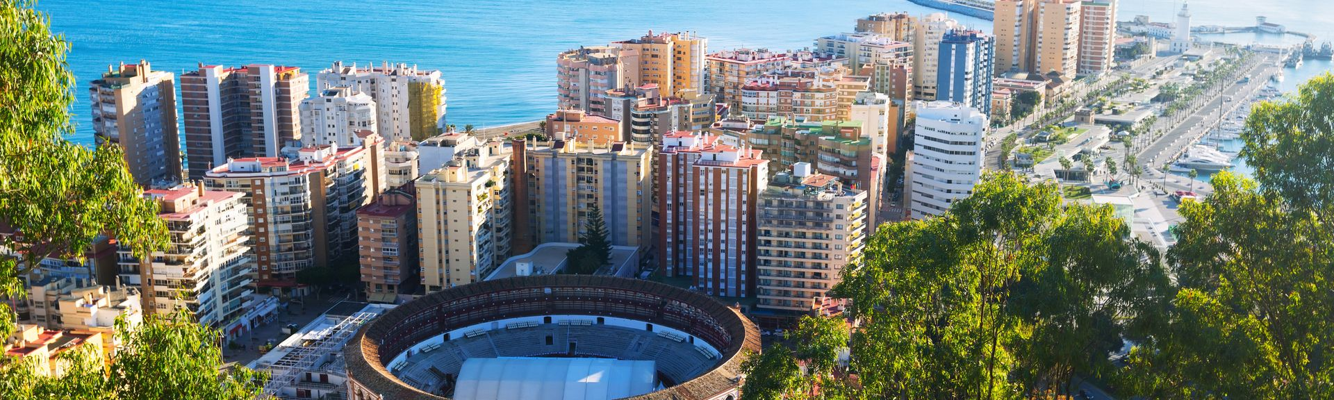 Málaga, Andalusia, Spain