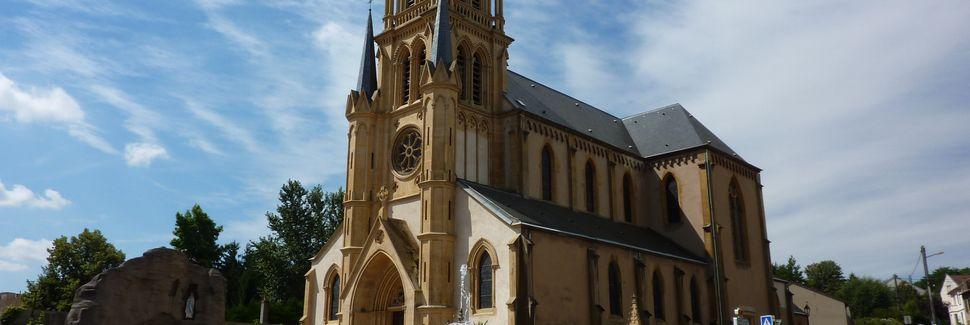 Woippy, Grand Est, Frankreich