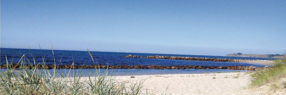 Mossbystrand Beach, Skivarp, Sweden