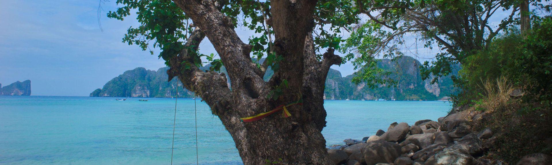 Nong Thale, Krabi, Província de Krabi, Tailândia