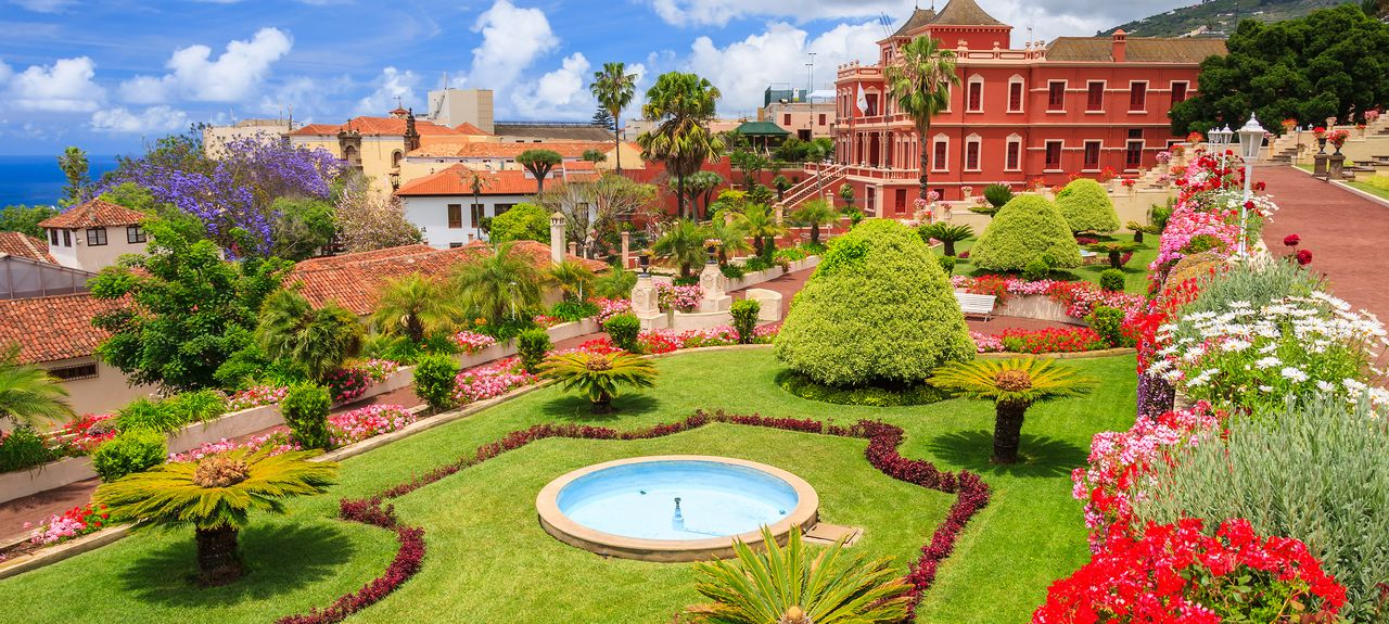 La Orotava, Kanarische Inseln, Spanien