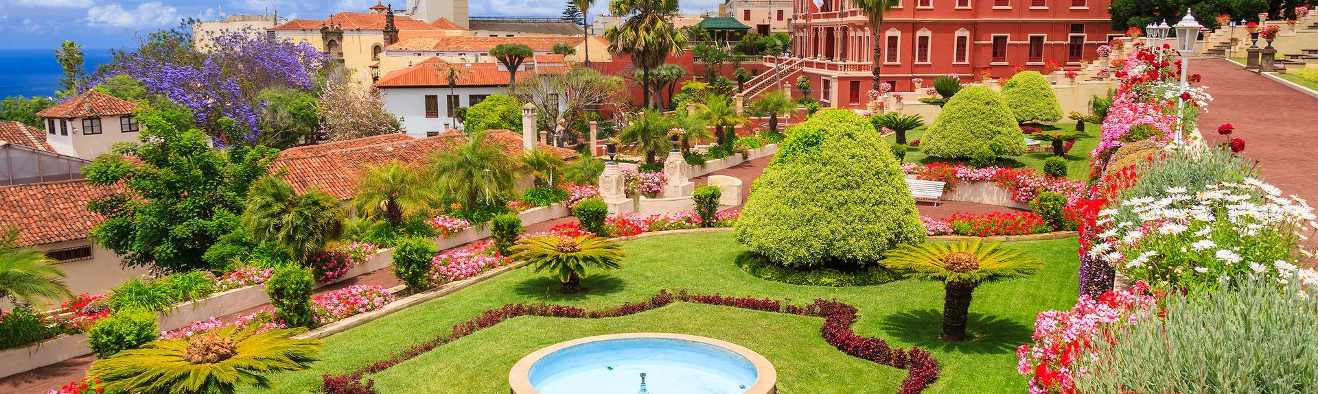 La Orotava, Santa Cruz de Tenerife, Spain