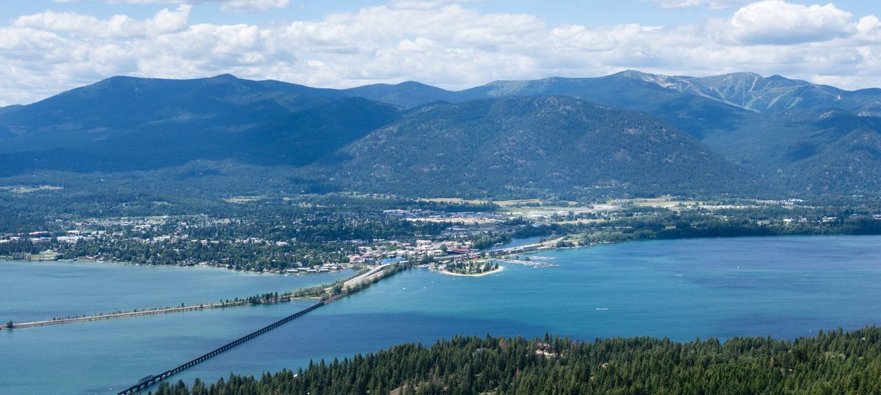 Sandpoint, Idaho, USA