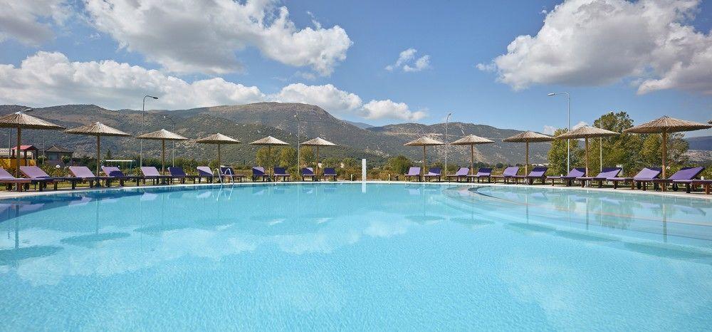 Parga, Epirus, Grekland