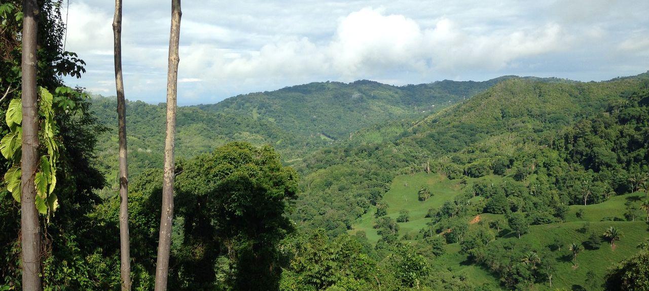Lagunas de Baru, Savegre, Costa Rica
