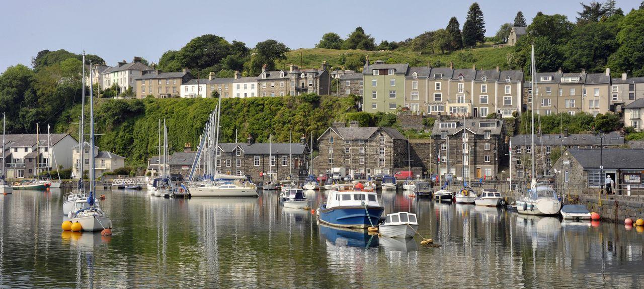 Porthmadog, Gwynedd, UK