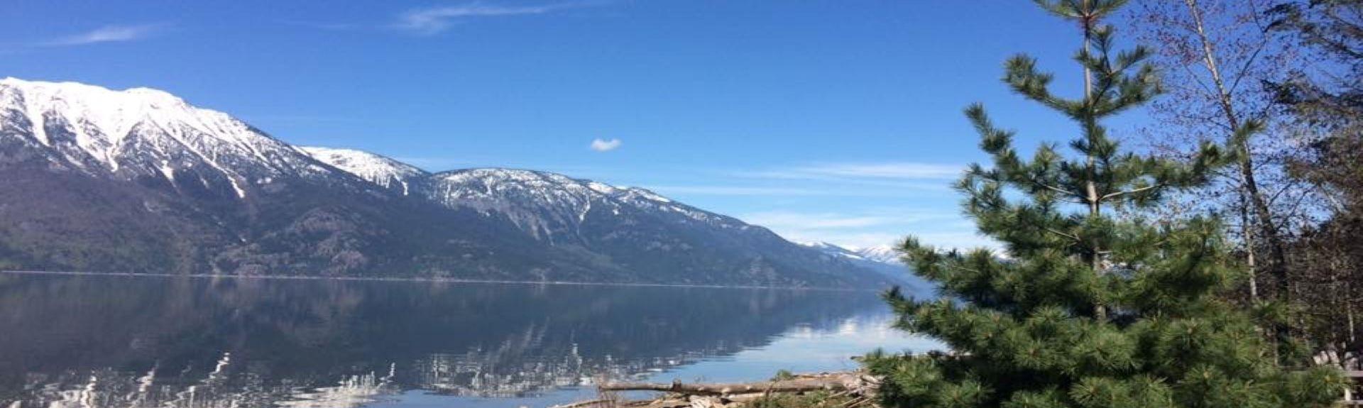 Whitewater Ski Resort, Nelson, British Columbia, Canada