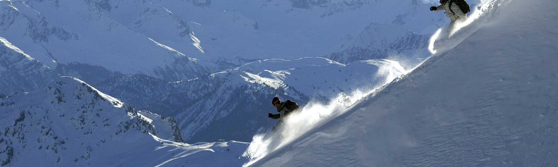 Serre Chevalier, La Salle-les-Alpes, Hautes-Alpes, Frankrijk
