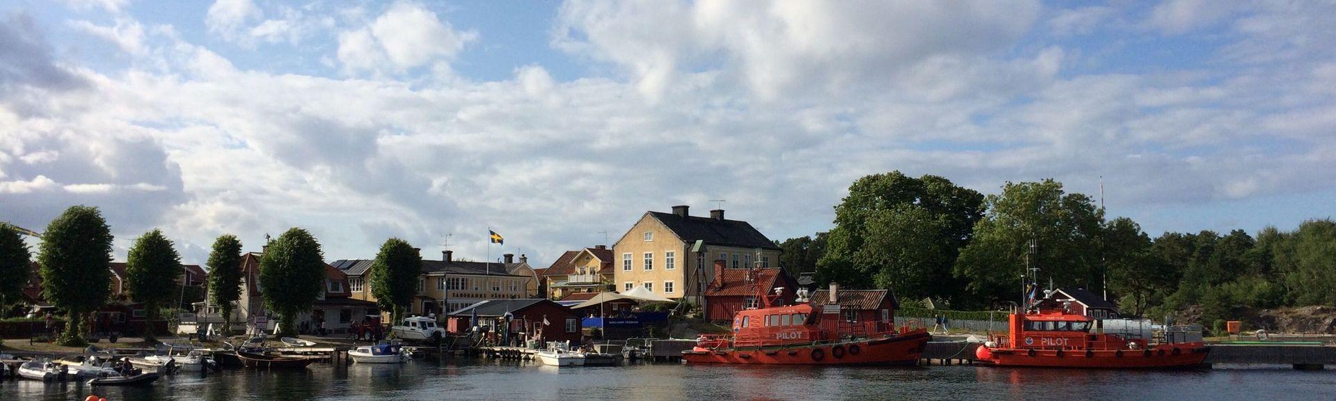 Sandhamn, Stockholms län, Schweden