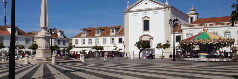 Vila Real de Santo António, District de Faro, Portugal