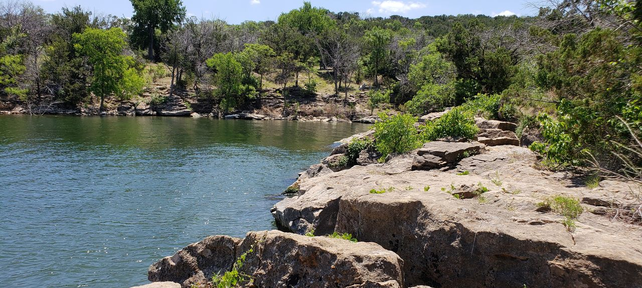 Possum Kingdom Lake, Graham, Texas, United States