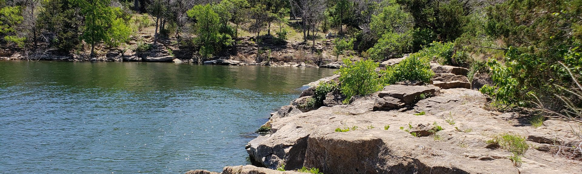 Possum Kingdom Lake, TX, USA
