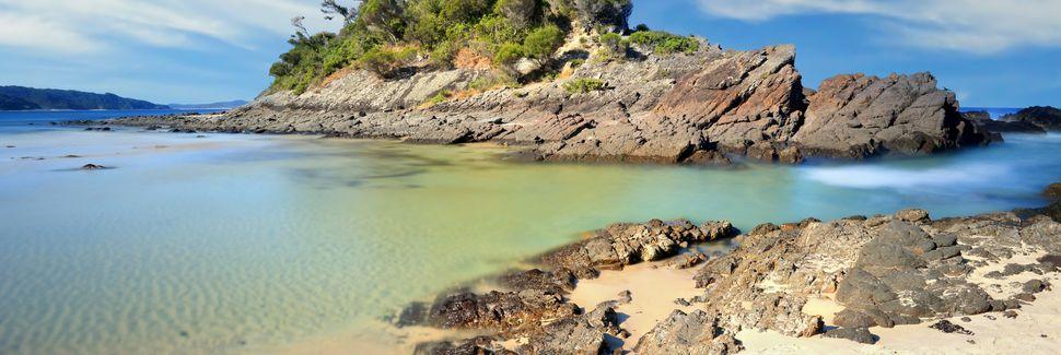 Seal Rocks, Nueva Gales del Sur, Australia