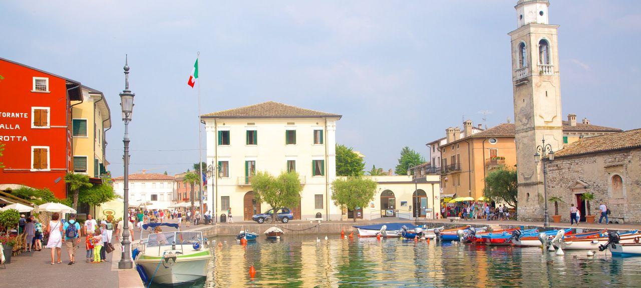 Sirmione, Brescia, Lombardy, Italy