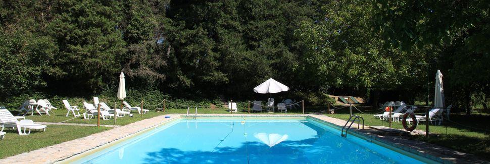 Castiglione del Lago, Umbrië, Italië