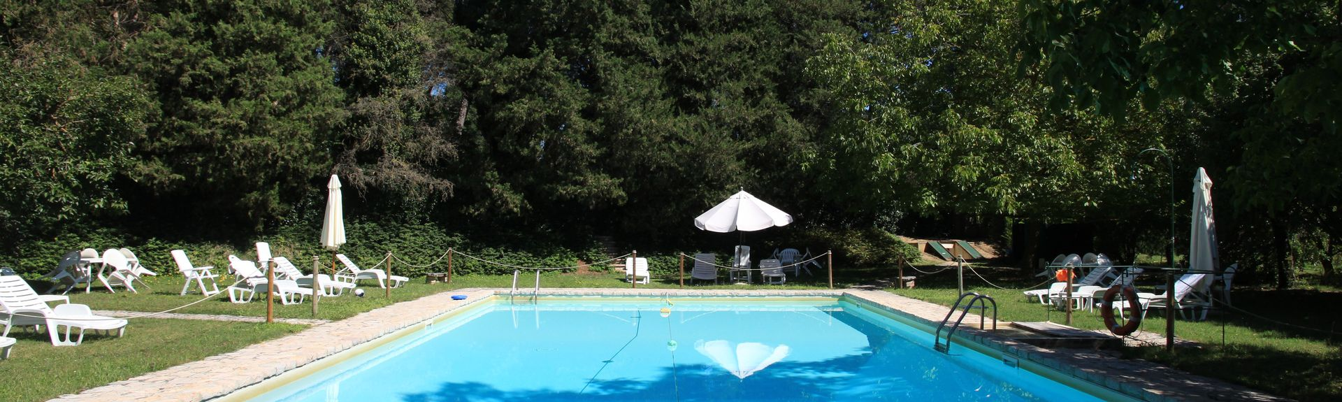 Castiglione del Lago, Ombrie, Italie