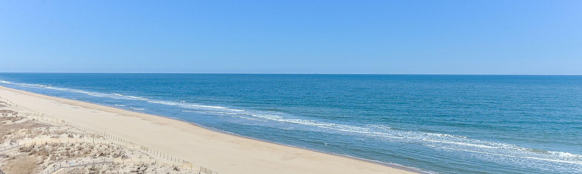 Summer Beach Ocean City Vacation