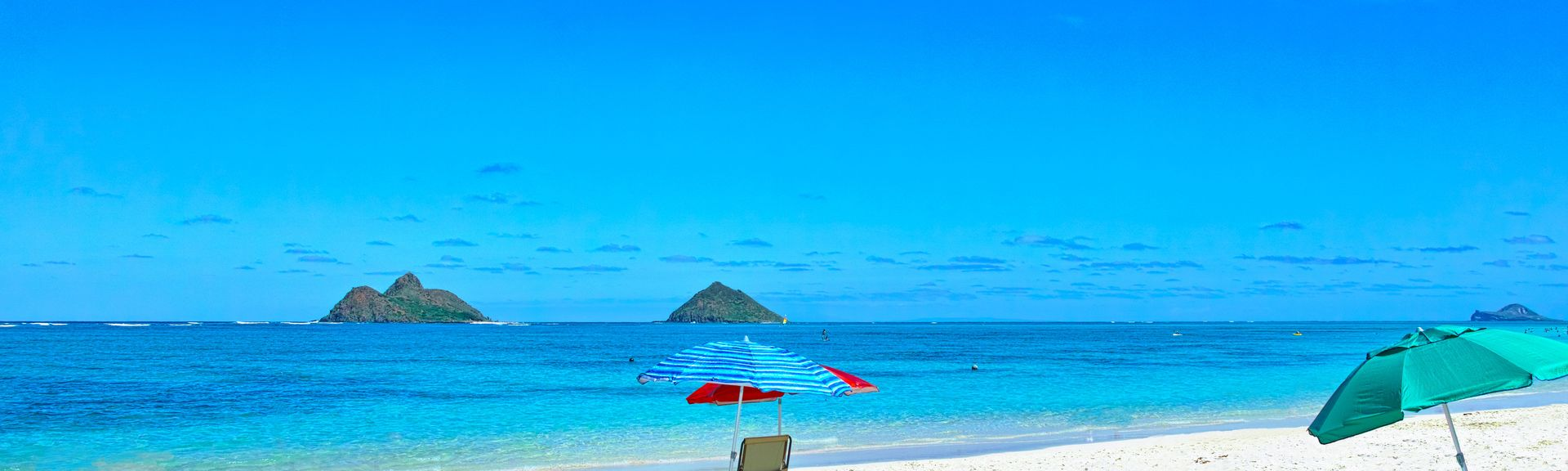 Lanikai, Kailua, Hawaii, United States of America