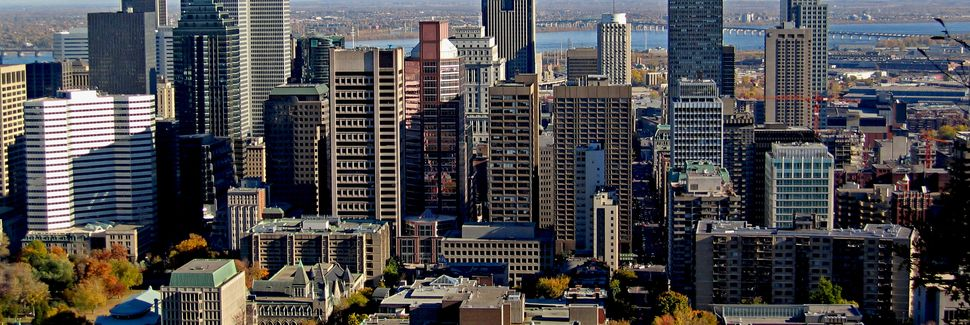 Downtown, Montreal, QC, Canada