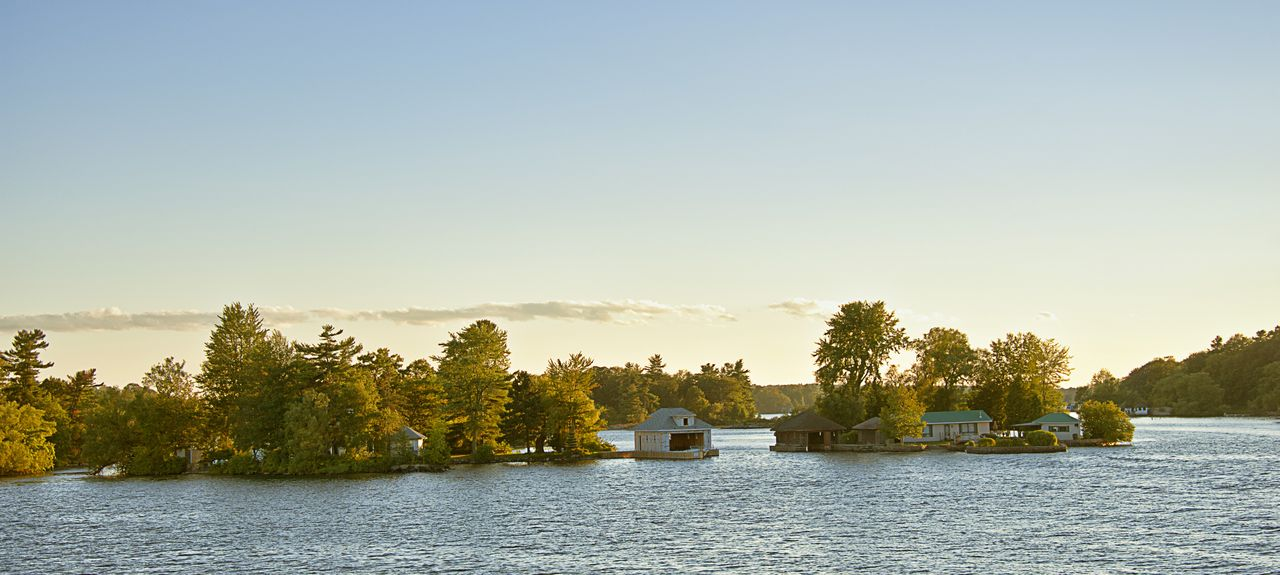 Leeds and the Thousand Islands, ON, Canada