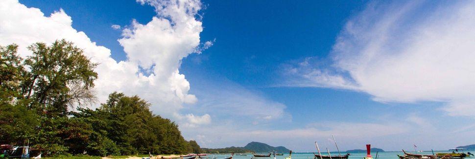 Rawain ranta, Rawai, Phuket, Thaimaa