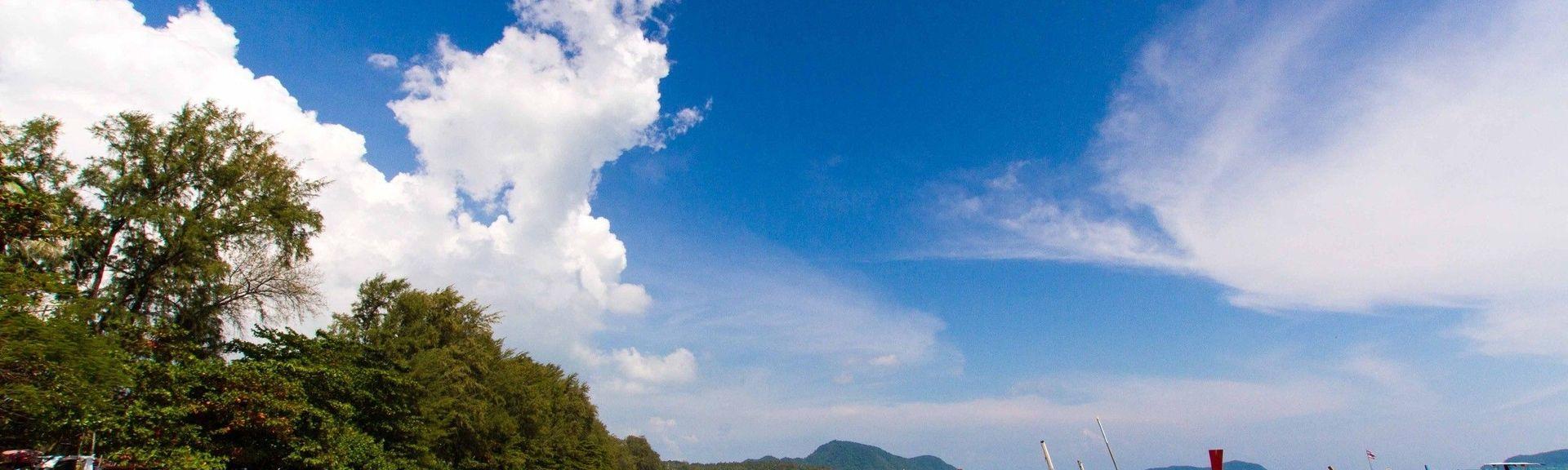 Rawain ranta, Rawai, Phuket (provinssi), Thaimaa