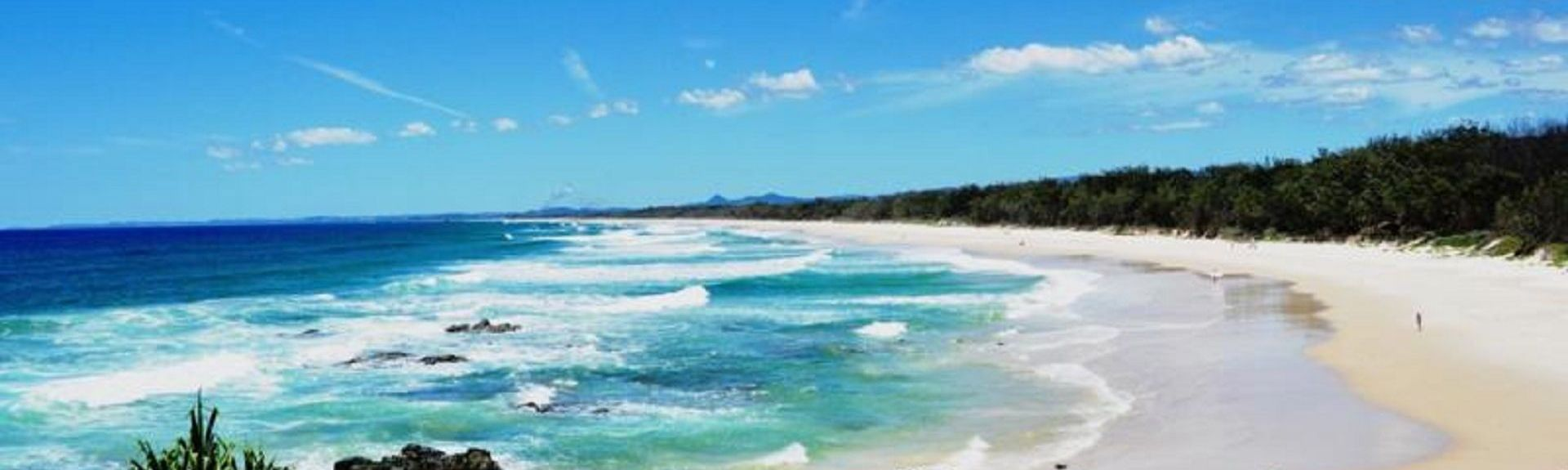 South Golden Beach, New South Wales, Australia