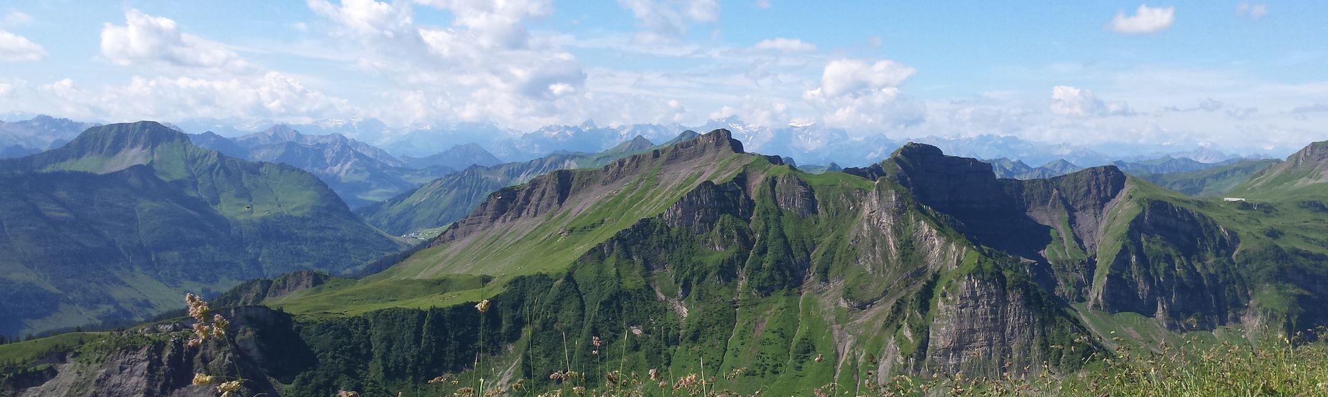 Bizau, Vorarlberg, Autriche
