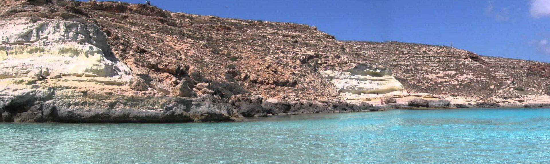 Lampedusa Airport (LMP), Lampedusa, Italy
