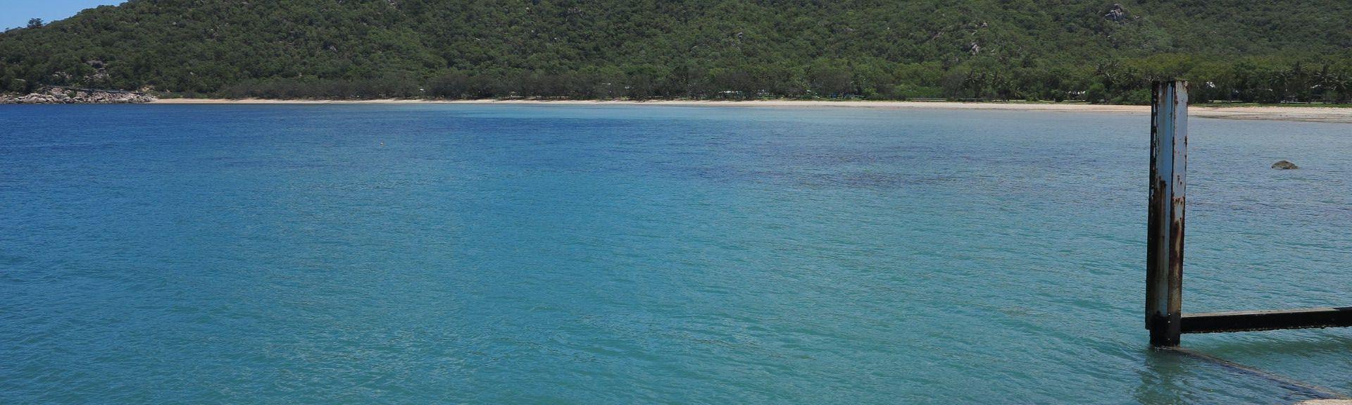 Radical Bay, Horseshoe Bay, Queensland, AU