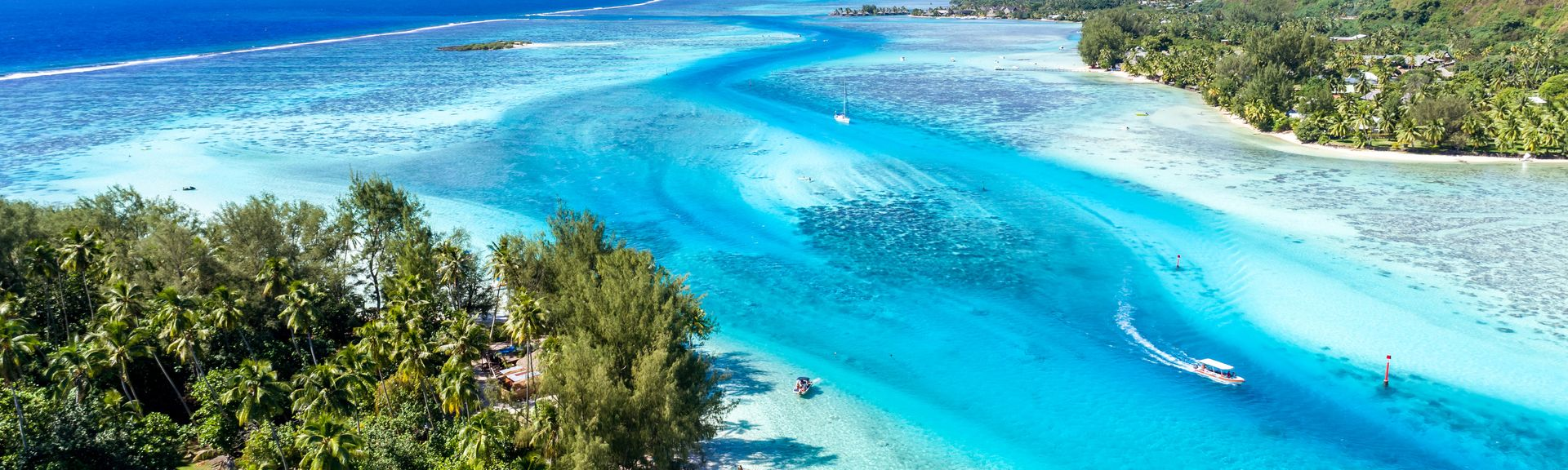 Tiahura, Moorea-Maiao, Windward Islands, French Polynesia