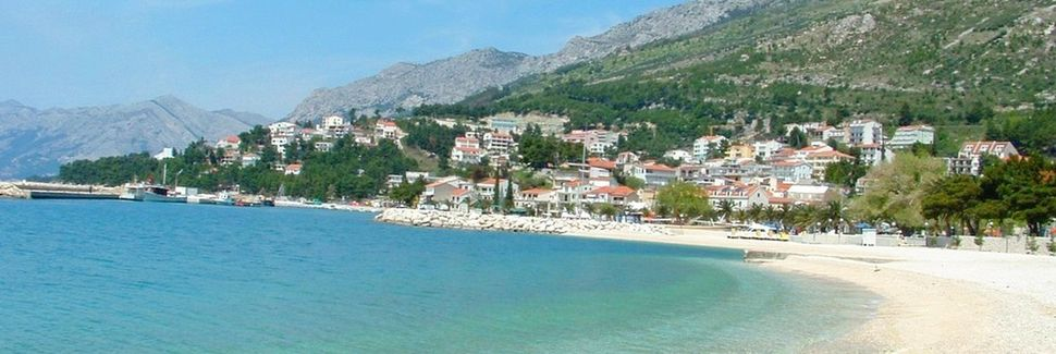 Tucepi, Gespanschaft Split-Dalmatien, Kroatien