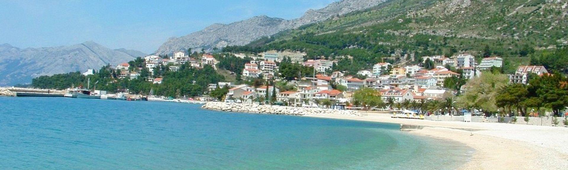 Tučepi, Spalato-Dalmazia, Croazia