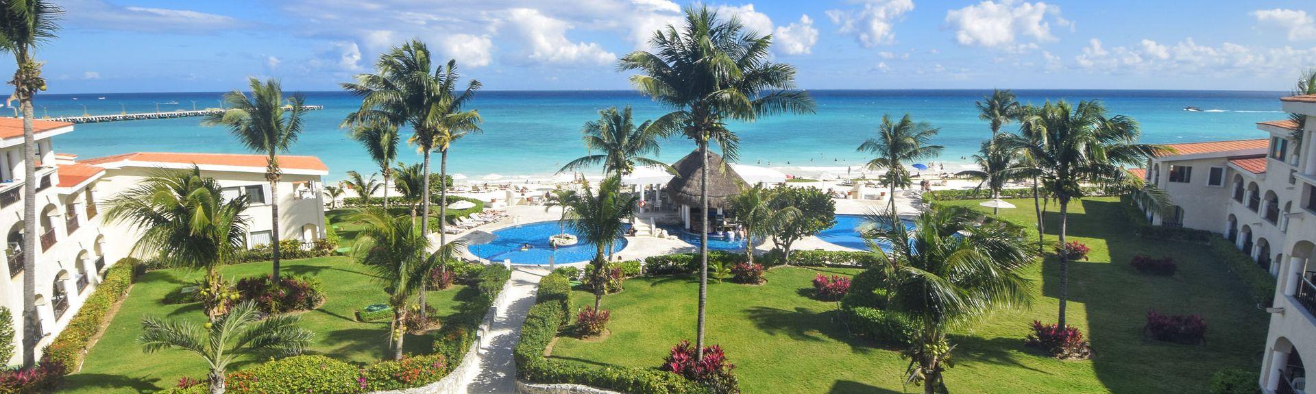 Xaman-Ha (Playa del Carmen, Quintana Roo, Mexique)