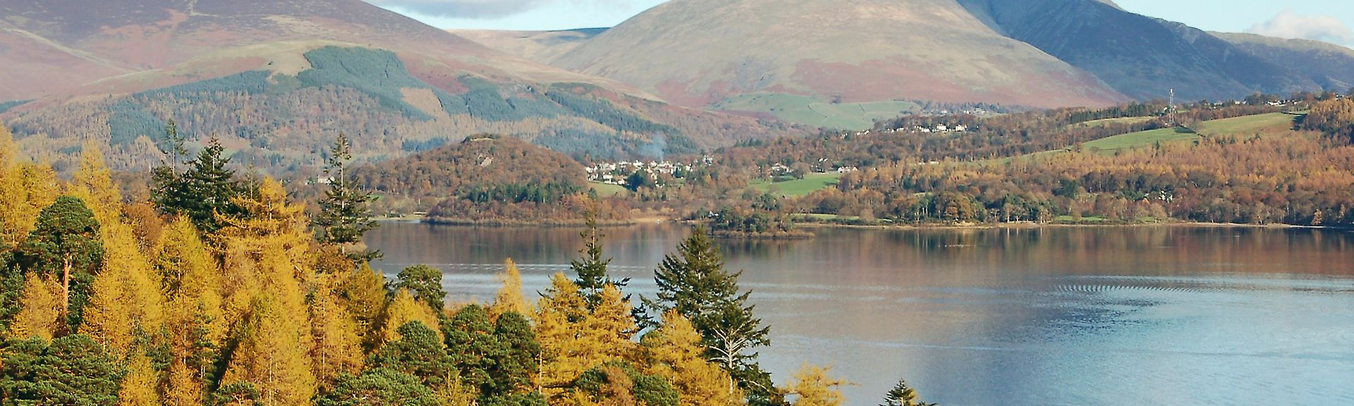 Thirlmere, Keswick, Cumbria, UK