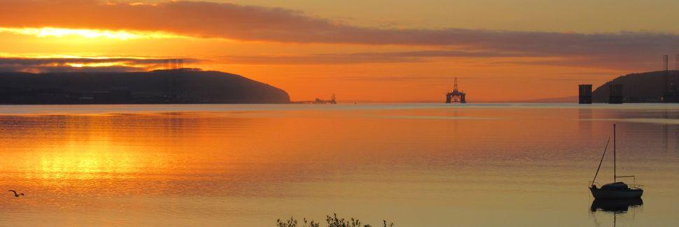 Loch Ness, Inverness, Schottland, Großbritannien