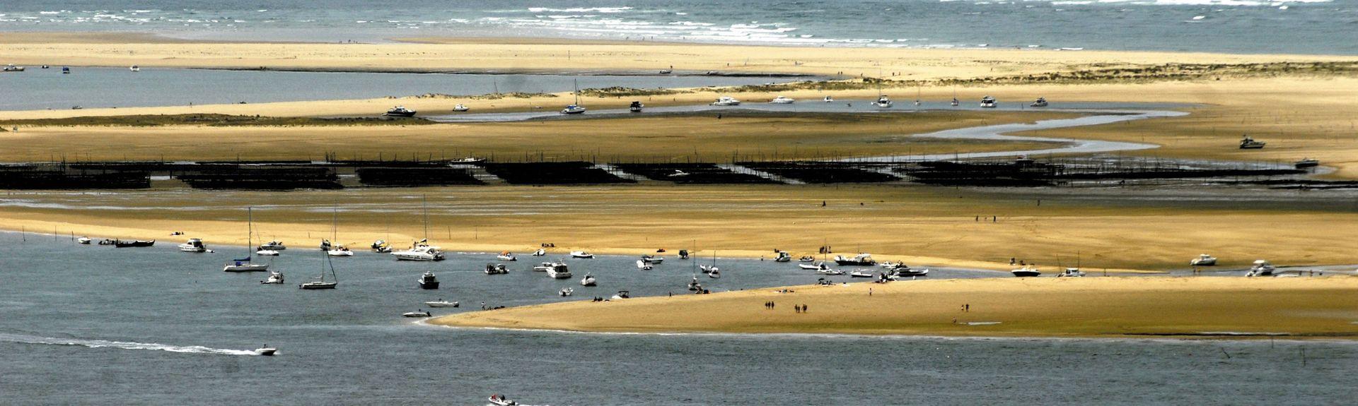 Pyla-sur-Mer, La Teste-de-Buch, Gironde (department), France