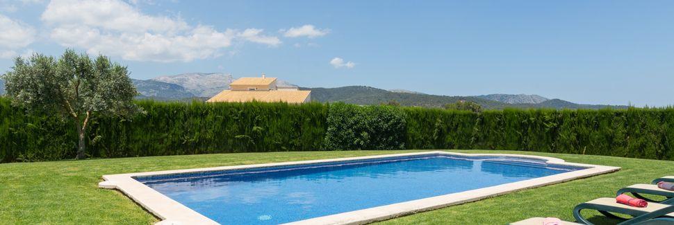 Platja des Coll Baix, Alcudia, Spain