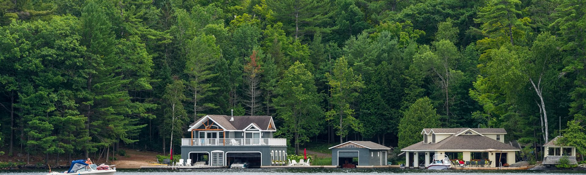 Lake Rosseau, CA Vacation Rentals: cottage rentals & more ...