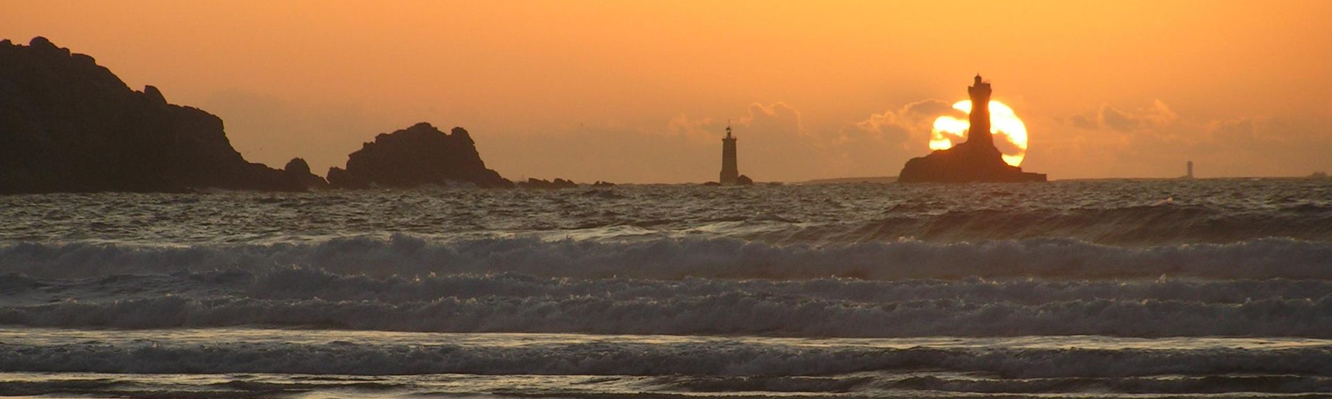 Pointe du Raz, Plogoff, Département du Finistère, France