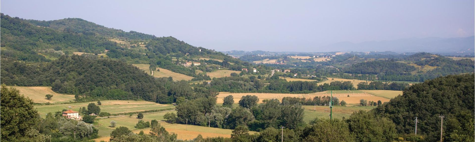 Palazzuolo sul Senio, Toscane, Italie