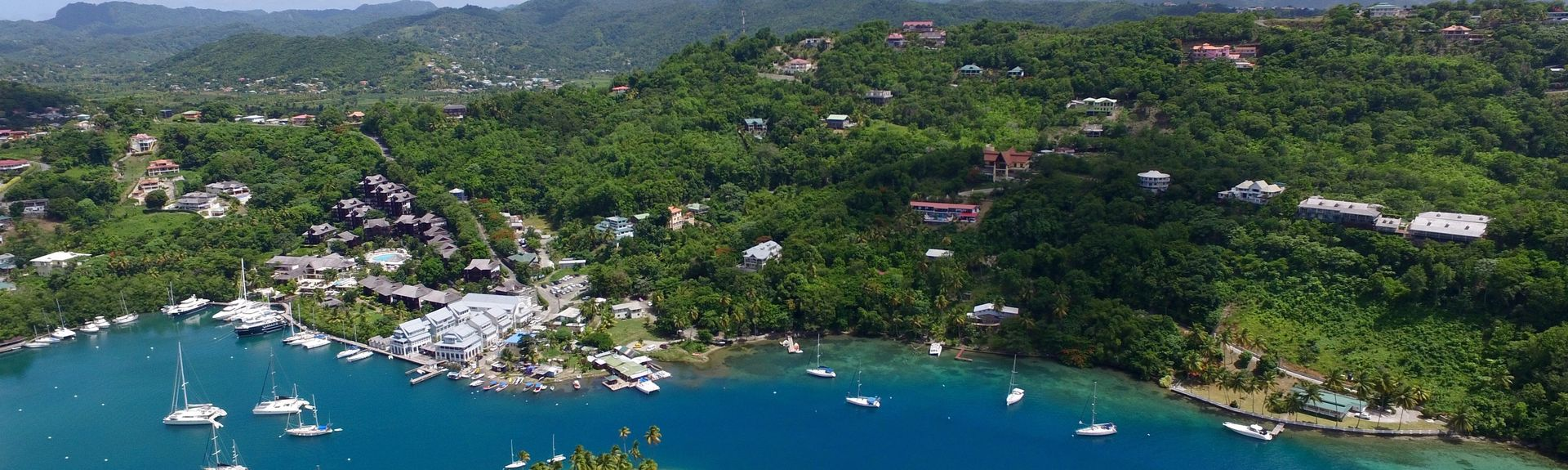 Corinthe, Gros Islet, St. Lucia