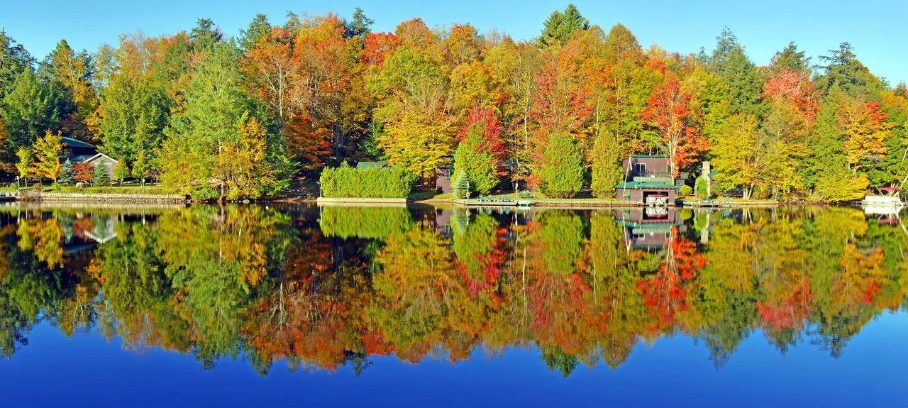 Adirondack Region, Nova York, Estados Unidos