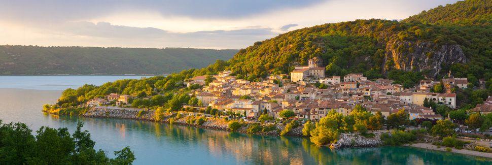 Gorges du Verdon, La Palud-sur-Verdon, Provence-Alpes-Côte d'Azur, Frankrike
