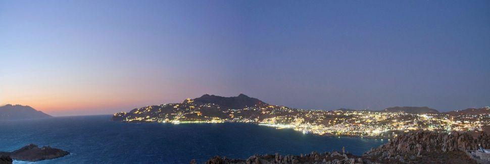 Ágios Fokas, Tinos, Islas del Egeo, Grecia
