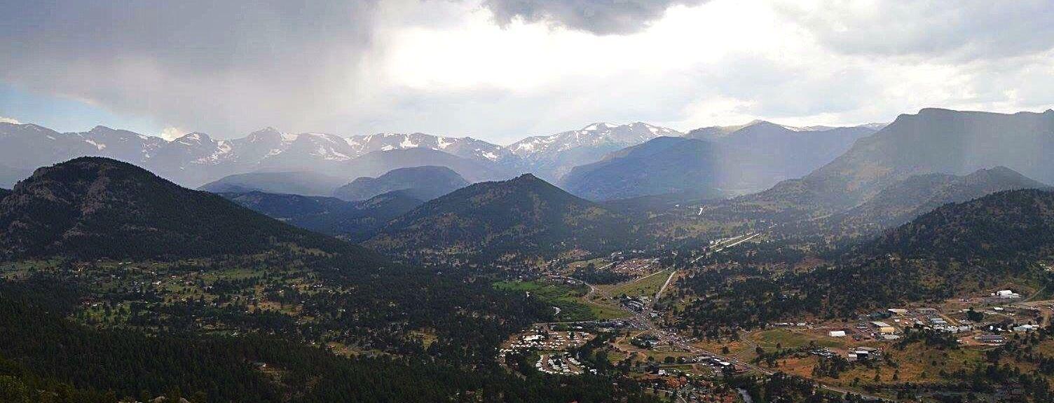 Estes Park Aerial Tramway, Estes Park, Colorado, United States