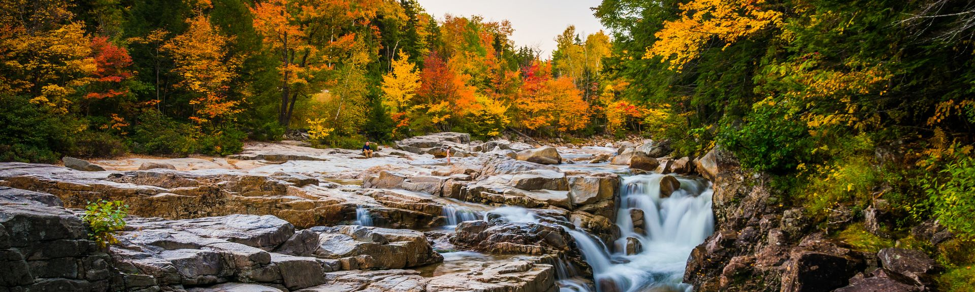 White Mountains, New Hampshire, USA