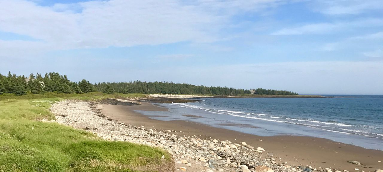 Crescent Beach, NS, Canada